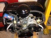 rebuilt engine