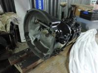 unusual mod- split bus swing axle shaft
