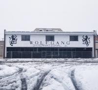 Snow at Wolfgang's