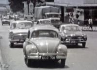 Karmann Ghia in Uganda