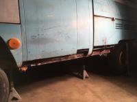 1968 Driver Side Rocker Repair