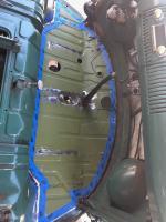 1965 VW Floor Replacement