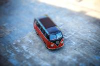 Barndoor Toy Tilt Shifted