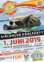 Bug's Beer & Badeanstalt Event Flyer