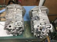 Comparing AS41 Engine Cases