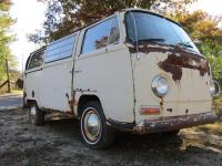 68 Westfalia Tin Top Project