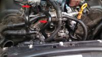 2004 Touareg V10 TDI Thermostat replacement