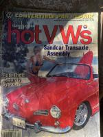Picked up this old 1995 Hot VW's cover car