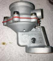 Restored dome top fuel pump