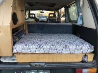 Custom westy bed