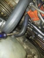 vanagon h pipe RMW van cafe the tank early coolant