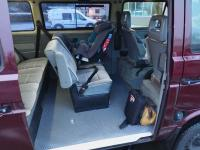 1990 Vanagon GL middle seat pictures