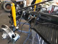 building up the Chassis