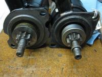 6 volt starter motor issues
