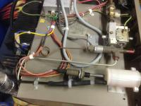 Manual igniter for 182B Fridge