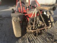VW pan sand rail