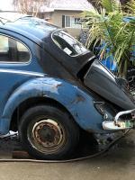1960 Ragtop Indigo Blue