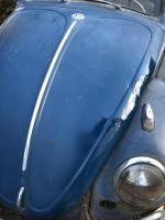1960 Ragtop semaphore Indigo Blue