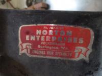 norton enterprises engine
