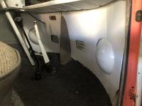 Corrugated plastic cardboard interior panels