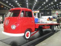 Tony's Kustom VW Single Cab Car Hauler