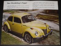 1973 VW Volkswagen Super Wunderbug Flyer