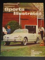 1963 VW Karmann Ghia Ads Reprint Brochure
