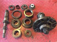 Manual transmssion parts 4 speed 2wd