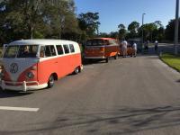 67 microbus Cruise treasure coast v-dub club lake Okeechobee