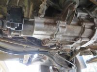 Unknown brand of Syncro decoupler showing leaking actuator shaft