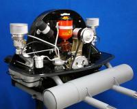 Pre-A 1954 typ 546 1500cc 2pc. Porsche Engine