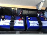 Battle Born Lithium Auxilliary Batteries