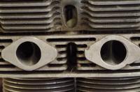 1946 Engine case with 4 Cam 16V