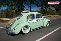 VW Bug with Trim