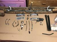 Ghia top parts lot