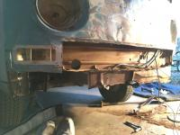 Front Inner Valance Removal
