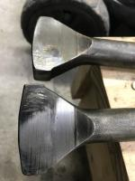 side gears, fulcrum plates, and axle stud wear