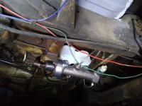 1964 kombi dual circuit master cylinder