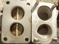 DCNF Manifolds Zenith NDIX 32 Carburetors