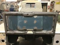 Engine lid repair
