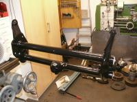 21F front axle