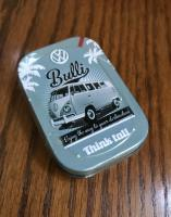 VW bus candy tin