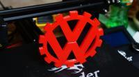 3D Printing Early Cog Logo