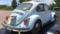 My 72 Super Beetle project car