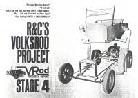 January 1968 Rod & Custom VRod