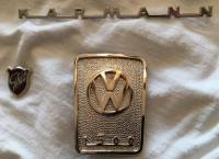 1962 Type 34 Ghia badges