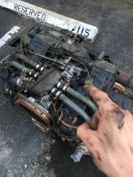 The mistake of loading an old ac motor in the trunk of a new corolla