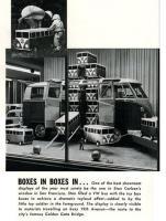 VW Box - Dealer Promotional Box.