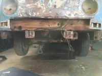 Removal of Inner Valance and Driver Side Floor Pan
