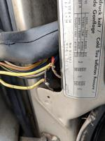 1990 Vanagon Driver side power window wiring